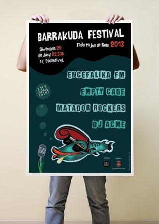 AMR - Cartell Barrakuda 2013