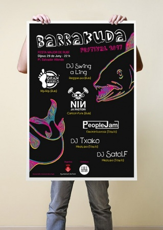 AMR - Cartell Barrakuda 2017