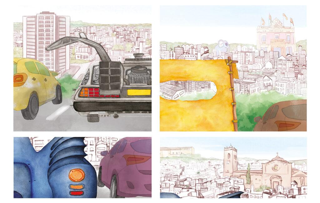 Detalls de la il·lustració